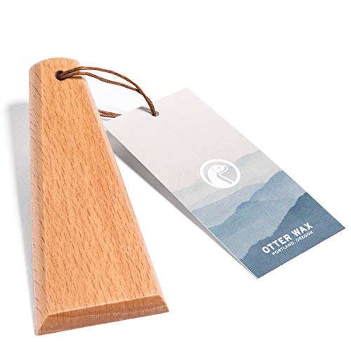 Otter Wax Waxed Canvas Smoothing Tool