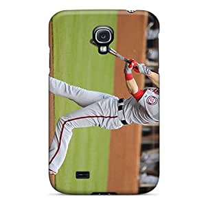 TimeaJoyce Samsung Galaxy S4 Well Designed Hard Phone Case HD Washington Nationals Series [hLM19774cZcQ]