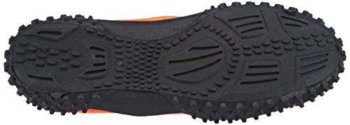 Playshoes Badeschuhe, Aquaschuhe, Surfschuhe für Damen - Zapatos de Aqua de material sintético mujer naranja - Orange (orange 39)