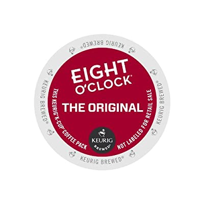 Eight O'Clock Coffee Original K-cups 96ct