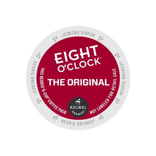 Keurig, восемь часов кофе, оригинал, K-Cup пакеты, 72 граф