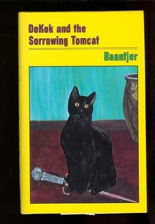 book cover of DeKok and the Sorrowing Tomcat