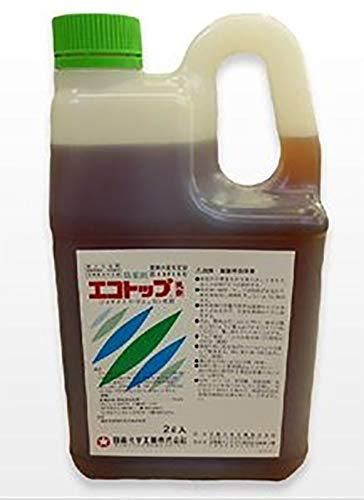 日産化学工業 日産化学 除草剤 エコトップP乳剤 2L B07QQX7BS1