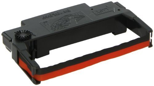 Bixolon RRC-201BR Ribbon Cartridge For SRP-270/SRP-275 Printer, Black/Red by BIXOLON (Image #1)