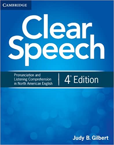 Cover of Clear Speech: Pronunciation and Listening Comprehension in North American English (4th Edition)