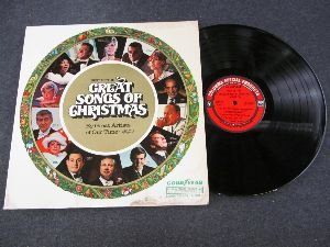 Best of the Great Songs of Christmas: Album 10