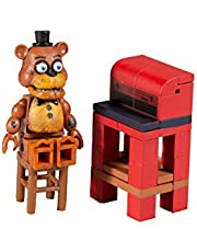 McFarlane Toys Five Nights at Freddy's Parts and Service Micro Construction Set