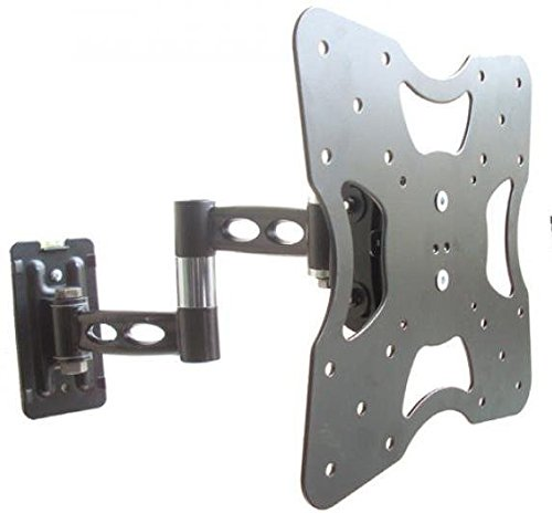 Magnetics USA MAG233 Adjustable TV Mount with Tilt and Articulating Arm for Plasma/LED/LCD, 14'' - 33''
