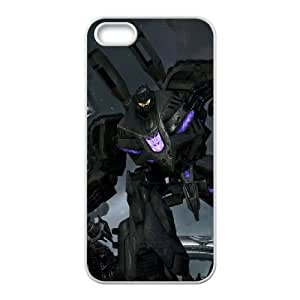 Transformers iPhone 5 5s Cell Phone Case-White Phone cover F7631144