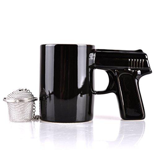 machine gun coffee mug - 3