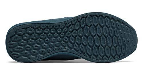 Balance New Running De Fresh enamel Cruz Foam Chaussures Femme V2 Blue Petrol Light qwcfw4d6