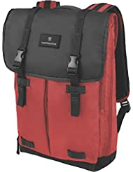 Victorinox Altmont 3.0 Flapover Laptop Backpack, Red/Black