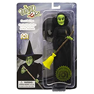 """Mego Action Figures, 8"""" Wizard of Oz - Wicked Witch (1st Time Available in Single Pack)  (Limited Edition Collector's Item)"""