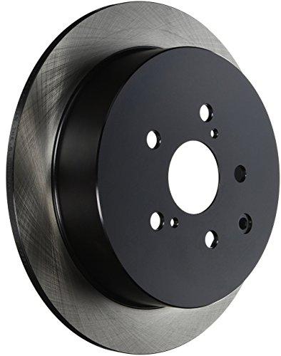 Centric 120.44166 Rear Brake Rotor