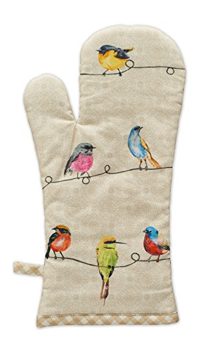 Maison Hermine Birdies Wire Cotton