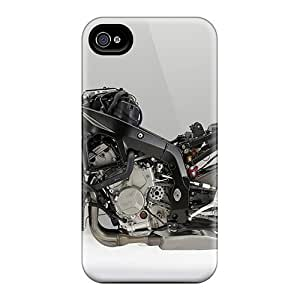 Cynthaskey Scratch-free Phone Case For Iphone 4/4s- Retail Packaging - Bmw R1000rs