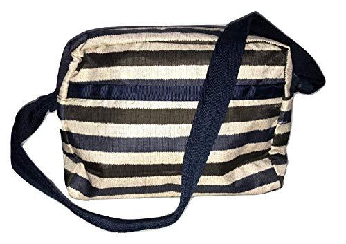 Cotton Stripe LeSportsac Crossbody Bag Daniella 7Pw54Bxq