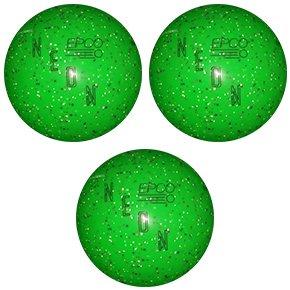 EPCOネオンCandlepin Bowling ball-ネオングリーントリプルボール B00GBQSDVU  4 1/2 inch- 2lbs. 6oz.