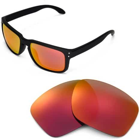 Walleva Replacement Lenses for Oakley Holbrook - 22 Options Available