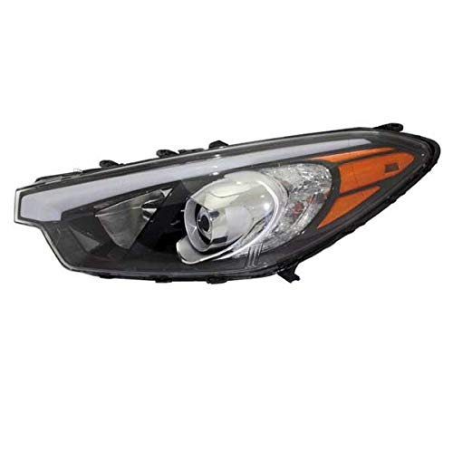 Koolzap For 14-16 Forte/Forte5 Front Headlight Headlamp w/o LED Accent Light Driver Side ()