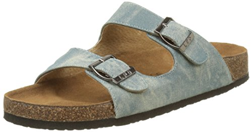 Les P'tites Bombes Orphee - Mules Mujer Azul (Bleu)