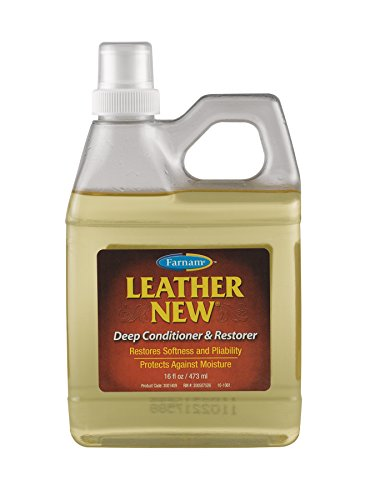 Leather New Deep Conditioner & Restorer - 16 ounce ()
