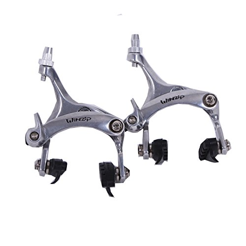 Front Rear Caliper Brake Set for Road Bike Bicycle by Bavel (Image #3)