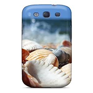 Top Quality Protection Seashell Case Cover For Galaxy S3