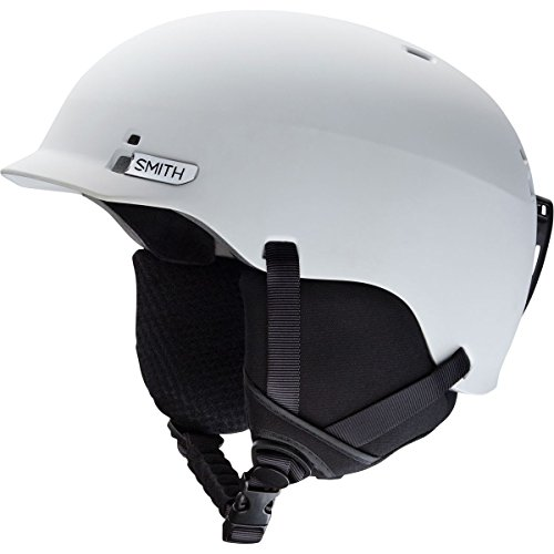 Smith Optics Gage Adult Ski Snowmobile Helmet - Matte White / Medium (Snow Helmet)