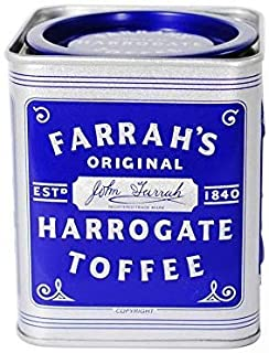 Farrah's of Harrogate Toffee - 200g Tea Caddy (B00APXKJRG) | Amazon price tracker / tracking, Amazon price history charts, Amazon price watches, Amazon price drop alerts