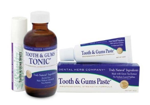 Value Pack - Tooth and Gums Travel Kit