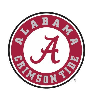 (WinCraft Alabama Crimson Tide Round Logo Roll Tide 4