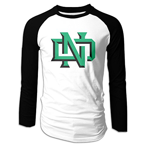 Price comparison product image MULTY9 University Of North Dakota Men's Long Sleeve Reglan Sleeve XXL