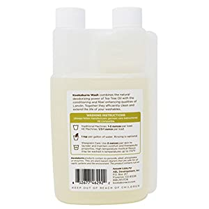 Kookaburra Wash, No Scent, 16 oz