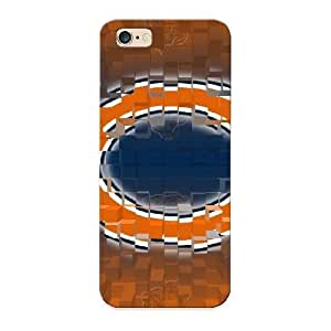 Iphone 6 Plus Case Slim [ultra Fit] Nfl Team Chicago Bears Protective Case Cover(best Gift Choice For Friends)
