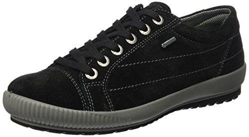 Legero Damen Tanaro Sneaker Schwarz (Schwarz)