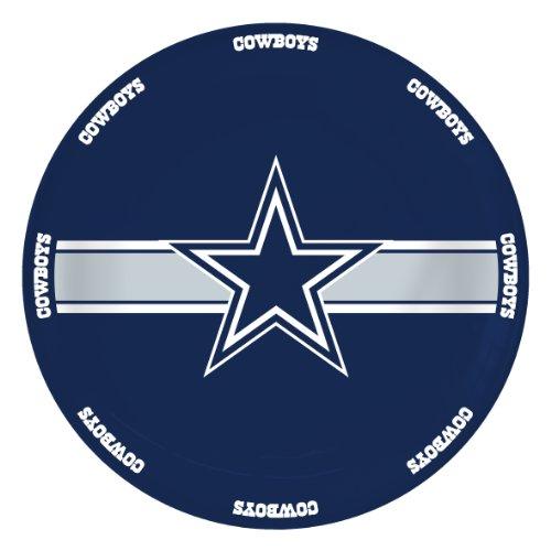 NFL Dallas Cowboys 11-Inch Ceramic Serving Plate