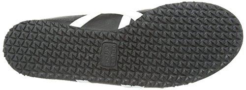 Black Black Onitsuka Zapatillas White 9001 Unisex Tiger Bajas Mexico 66 x4w1waOYq