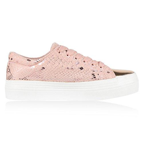 napoli-fashion Damen Plateau Sneakers 90s Style Sportschuhe Freizeit Schuhe  Jennika: Amazon.de: Schuhe & Handtaschen