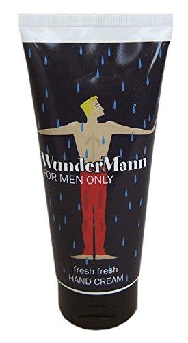 Frollein Wunder WunderMann Handcreme for men only, 1er Pack (1 x 0.1 l)
