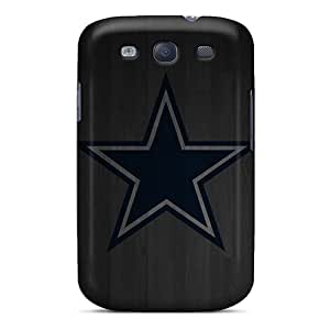 Durable Dallas Cowboys Back Cases/covers For Galaxy S3 Black Friday