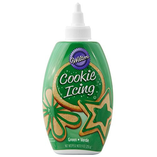 Wilton Green Cookie Icing, 9 oz. ()