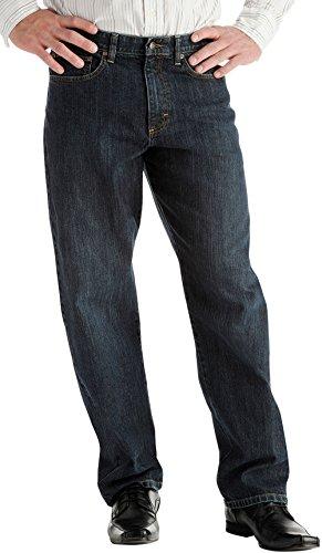 Lee Men's Big-Tall Premium Select Custom Fit Loose Straig...