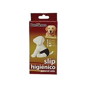 Slip anatómico / braguita higiénica para perras (para el celo) TALLA S - 20 a 30 cm 17