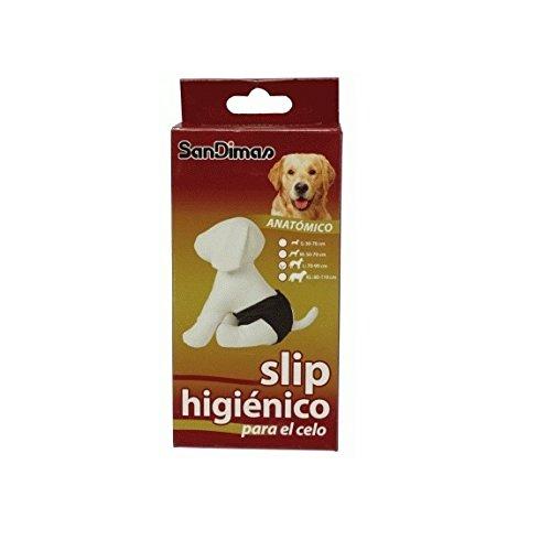 Slip anatómico / braguita higiénica para perras (para el celo) TALLA S - 20 a 30 cm 1