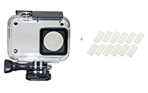 Lcrystal Underwater Protective Diving Housing Case for YI 4K Action Camera (US Edition) - Black