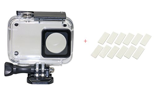 Lcrystal Underwater Protective Diving Housing Case for YI 4K