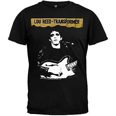 Lou Reed - Mens Transformer T-shirt