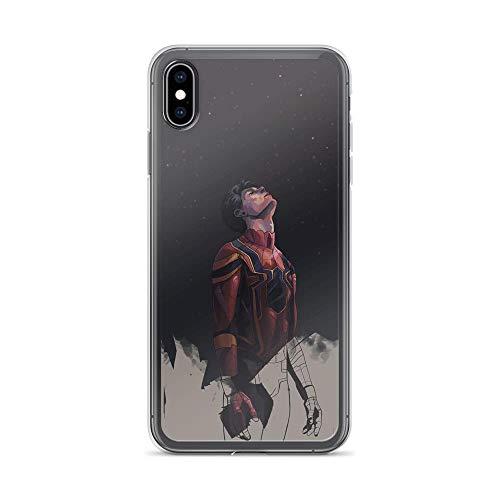 Cry Wolf Costumes - iPhone Xs Max Pure Anti-Scratch Case