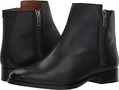 FRYE Women's Carly Double Zip Black 9.5 B US